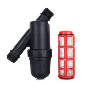 Makiyo Garden Watering Metal irrigation screen filter,Gardening Drip Irrigation Fountain Tools - intl