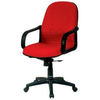 The Moss Furniture Office Chair DC 1300C - Merah -Gratis Pengiriman & Pemasangan Khusus Daerah DKI Jakarta