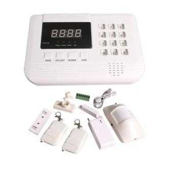 GSM Wireless Home Security System House Fire Auto Dial Alarm - intl