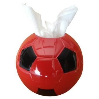 Football Tissue Paper Towel (Red)
