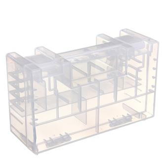 Harga Plastik bening keras wadah besar pemegang kotak penyimpanan untuk baterai aaa AA C