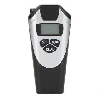 Handheld CP-3009 Ultrasonic Distance Meter Measurer Rangefinderw/Laser Point - intl