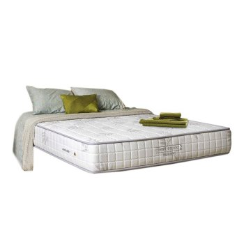 Airland Chiropedic 2 120 X 200 Mattress Only - Putih - Khusus Jabodetabek
