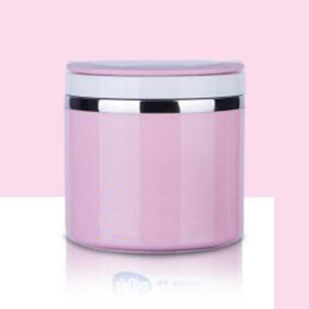 One Layer.Baking filling storage box.Lunch box.Dinner pail.Thermal insulation bento box.Snack picnic box.Fresh keeping storage box.Vegeable & Fruit box.Home living & Outdoor lunch box.(Pink) - intl