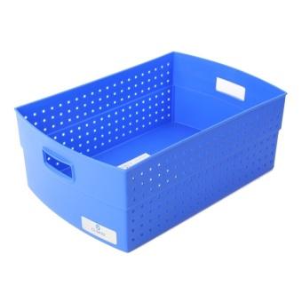Harga Claris Kotak Penyimpanan - Biru