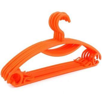Belt Clip Rainbow Slip Hanger Hangers (Orange)