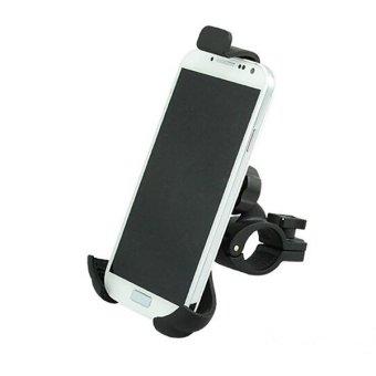 Skidproof Bike Mobile Phone Holder Bicycle Handlebar Cell Phone Mount