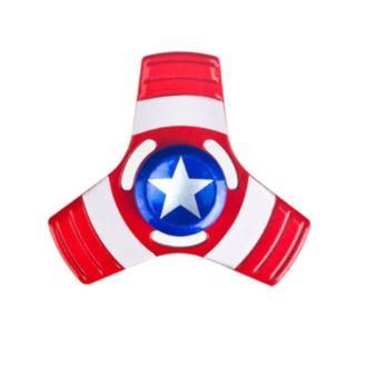 Kelebihan Kekurangan Sepatu Roda Captain America Fredarecare Abec 7 Source Harga Fidget Spinner Metal Tri