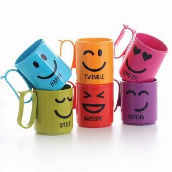 Tupperware Emoticon Mug - 1 pcs