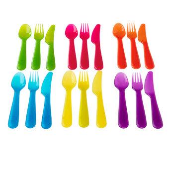 IKEA KALAS 18 Piece cutlery set sendok garpu