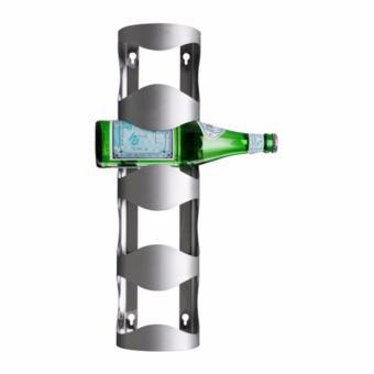 Harga Ikea Vurm Rak Untuk 4 Botol Anggur Baja Tahan Karat