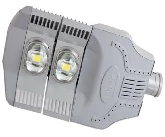 Nerolight Armatura Street Light Lampu LED – Warmwhite - 80W / IP65 / 8240Lm / 3000K