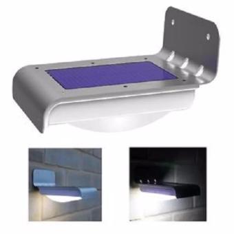 Lampu Solar Motion Power 16 Led With Sensor