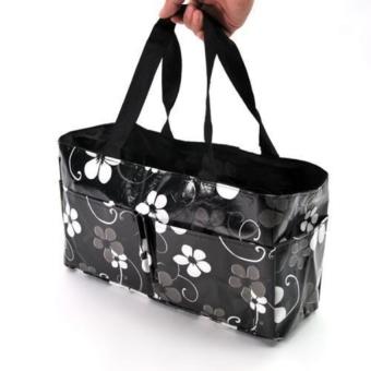 The Multi-Functional Mummy Bag Black