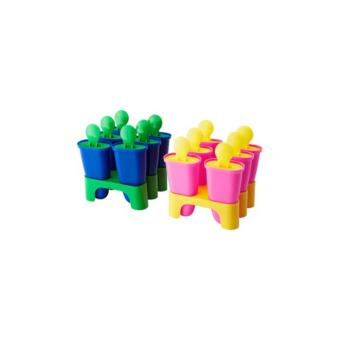 NEW - Ikea Chosigt ~ Ice Lolly Maker (Pink)