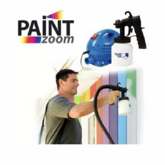 Paint Gun Spray Painting Zoom | Alat Semprot Cat Praktis Kayu Tembok Besi