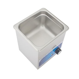 80w power 110V-240V electric ultrasonic cleaner with 2L capacity 30min timing function jewelry Washing - intl