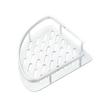 Shower Kamar Mandi Terpasang Di Dinding Ruang Satu Lapisan Aluminium Sisa Sabun Wajah Pembersih Botol Lotion Bagasi Rak Sudut Dudukan Rak
