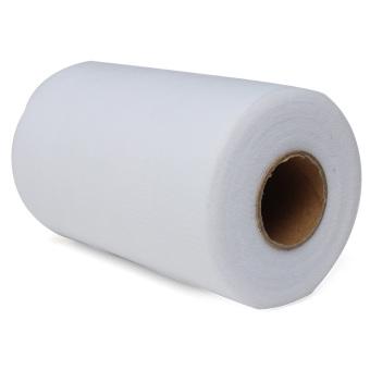 8 buah Tutu dalam kain tule gulungan 15,24 cm W x 91,44 m 91,5 meter berbagai warna kain Kelambu putih - Internasional