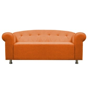 Ferniture Eolia 2 Seater - Mandarin Orange