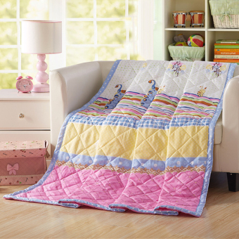 Cozy 110*150cm Air Conditioning Thin Quilts