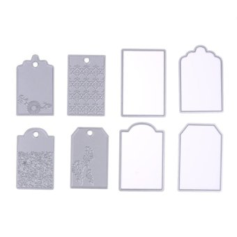 Carving Plaque Series Set Metal Cutting Dies DIY Scrapbook Album Paper Card - intl