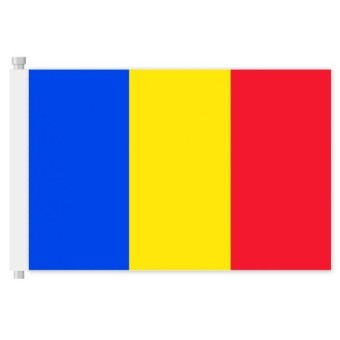 144x96cm Flag of Romania national flag country flag banners indoor outdoor sports events show wedding staged flag pennants Multicolor