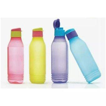 Tupperware Groovy Bottle 750ML 1pcs - Warna Acak