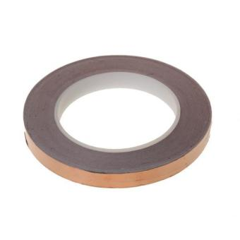 BolehDeals Pro Single Conductive Self Adhesive EMI Copper Foil Shielding Tape 1.2CM*30M - intl