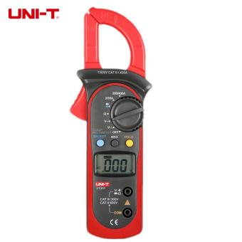 UNI-T UT201 400A AC Current Clamp Meter Auto Range Digital Tester 1999 Counts Display Continuity Buzzer Function - intl