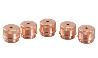 9-8238 Thermal Dynamics SL60/SL100 A120 Shield Cup Plasma Cutter Torch 5pk - Intl