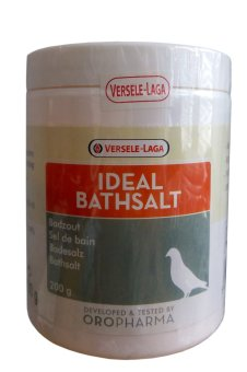 NutriBird - Ideal Bathsalt Versele Laga /Campuran Air Mandi Burung - 200g