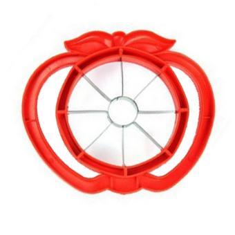 Apple Cutter / Pemotong Apel - Red
