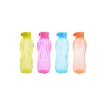 Tupperware - Eco Bottle 500 Ml - 4 Pcs