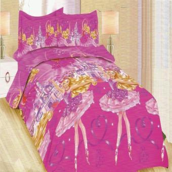 Harga Bonita Sprei Queen 3D Motif Princess - 160x200 cm