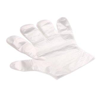 Harga 100 buah sarung tangan plastik sekali pakai