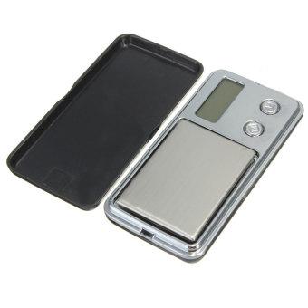 FRD Mini 100Gx0.01G Jewelry Gold Gram Balance Weight Digital Pocketprecision Scale - intl