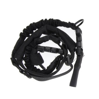 Sling 2 point 2 in 1 Adjustable Strap Cord for Outdoor Hunting - intl