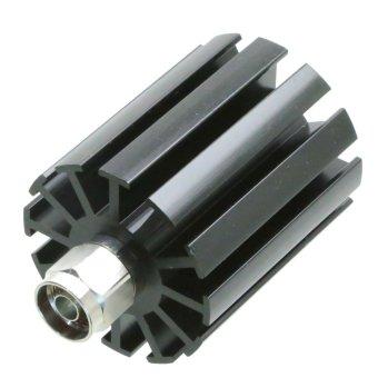 Fliegend Dummy Load N 50W watt male plug coaxial Termination loads DC- 3.0GHz 50Ω round