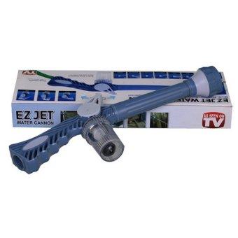 Water cannon Ez Jet 8 In 1 Turbo Water Spray / Penyemprot Air - Biru
