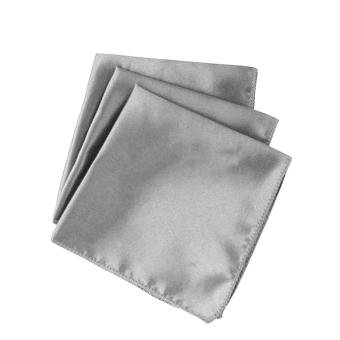 BolehDeals 10x Polyester Napkin Pocket Handkerchief Square Wedding Party Tableware 24