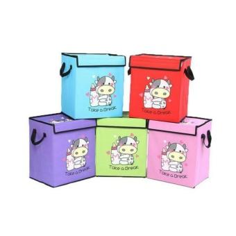 Harga Storage Box Tinggi Storage Bag Color Organizer Tempat Simpan Baju