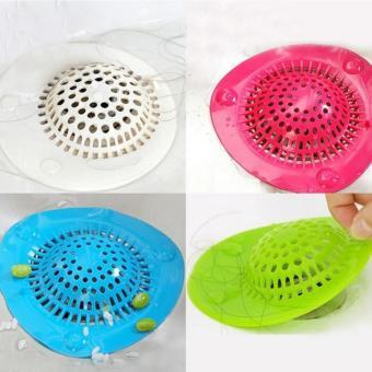 Mini Hair stopper / Penyaring kotoran saluran air / Filter sink