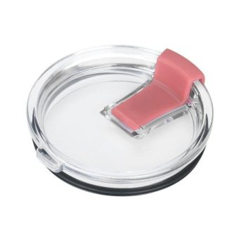 Spill And Splash Resistant Lid With Slider Closure For 30 Oz - intl