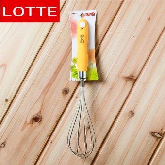 Lotte's whisker / Grip Kitchen Blender Mixer Shaker Manual Utensil Cook Cuisine - intl