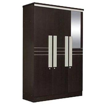 Furniture Creations Lemari Pakaian 3 Pintu LP 9298