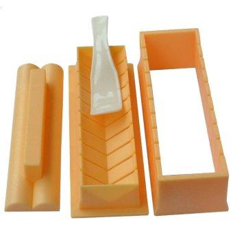 Universal Sushi Tool Set Roll Making Kit 5 in 1