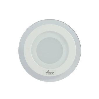 Hiled Round Downlight Akrilic 6W - Putih