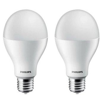 Philips Lampu LED 10,5 Watt - Cool Daylight - 2 Pcs