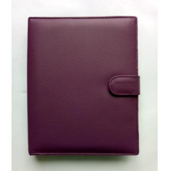 Crable Stationery Binder Polos Ungu - A5/20 ring